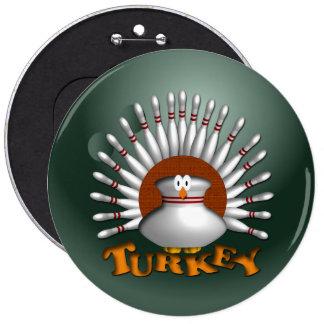 Bolos Turquía Pin