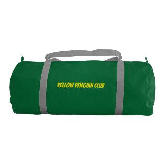 """Bolsa De Deporte El club amarillo del pingüino """"asume que volamos"""""""