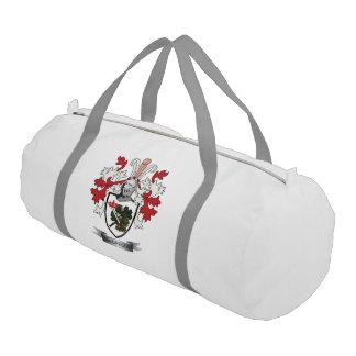 Bolsa De Deporte Escudo de armas del escudo de la familia de