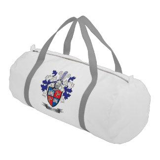 Bolsa De Deporte Escudo de armas del escudo de la familia de McLeod