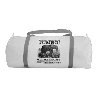 Bolsa De Deporte Jumbo en bolso del gimnasio de Brattleboro