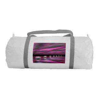 Bolsa De Deporte Pasos de los lirios de agua el horizonte - 3D