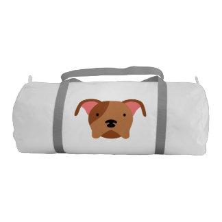 Bolsa De Deporte ¡Regla de los perritos! Perro de perrito lindo