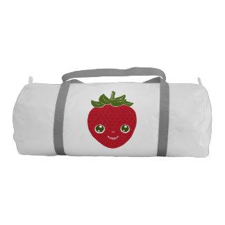 Bolsa De Deporte Skullberry, fresa dulce que tiene el granuja ido