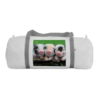 Bolsa De Deporte Tres pequeños cerdos - cerdo lindo - tres cerdos