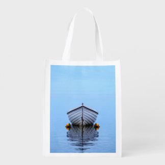 Bolsa De La Compra Barco solitario