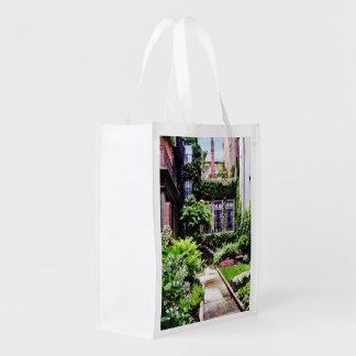 Bolsa De La Compra Boston mA - Jardín ocultado
