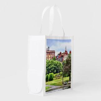 Bolsa De La Compra Boston mA - Relajación en el jardín público de