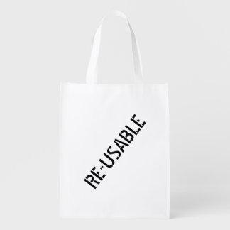 Bolsa De La Compra Reutilizable