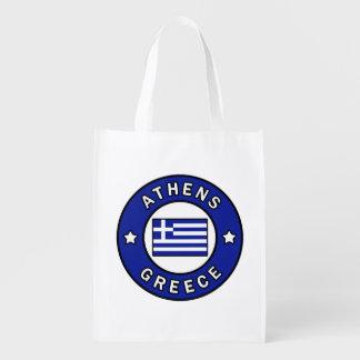 Bolsa De La Compra Reutilizable Atenas Grecia