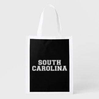 Bolsa De La Compra Reutilizable Carolina del Sur
