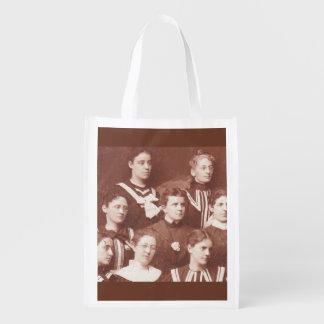 Bolsa De La Compra Reutilizable circa el coro de 1905 mujeres