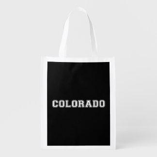 Bolsa De La Compra Reutilizable Colorado