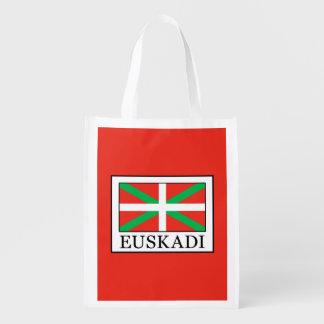 Bolsa De La Compra Reutilizable Euskadi