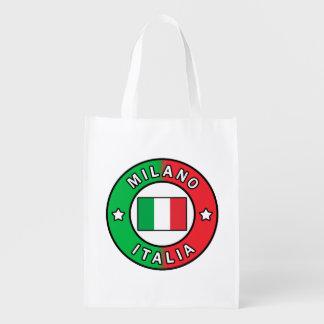 Bolsa De La Compra Reutilizable Milano Italia