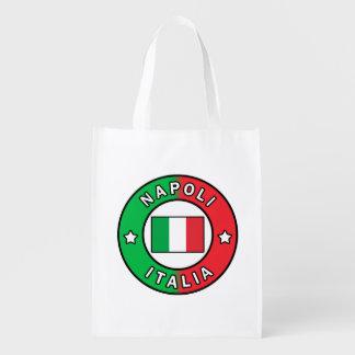 Bolsa De La Compra Reutilizable Napoli Italia