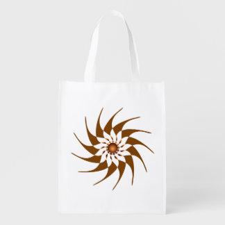 Bolsa De La Compra Reutilizable Ornamento 7