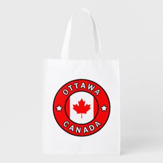 Bolsa De La Compra Reutilizable Ottawa Canadá