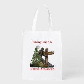 Bolsa De La Compra Reutilizable productos del sasquatch