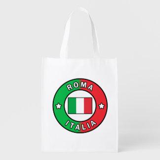 Bolsa De La Compra Reutilizable Roma Italia
