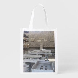 Bolsa De La Compra Reutilizable Sitio de la cerámica en Pompeya