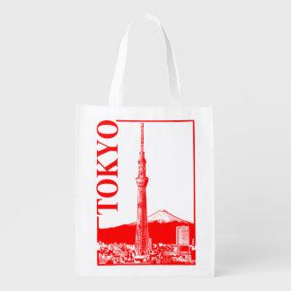 Bolsa De La Compra Reutilizable Tokio - SkyTree