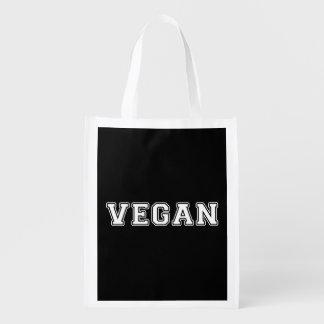 Bolsa De La Compra Reutilizable Vegano