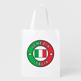 Bolsa De La Compra Reutilizable Venezia Italia