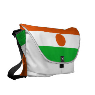 Bolsa De Mensajería Bandera de Niger