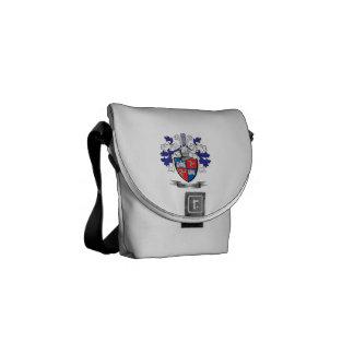 Bolsa De Mensajeria Escudo de armas del escudo de la familia de McLeod