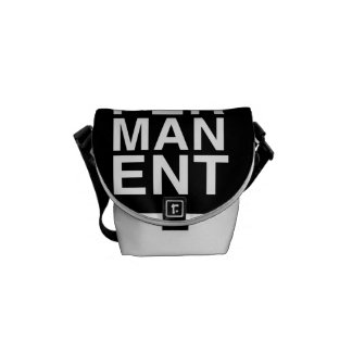 Bolsa De Mensajería PSBS - La mini bolsa de mensajero fuera de