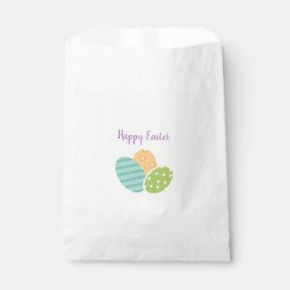 Bolsa De Papel Bolso del favor de Pascua