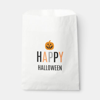Bolsa De Papel Bolsos de la invitación de Halloween