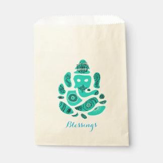 Bolsa de papel del favor del regalo de las