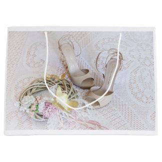 Bolsa De Regalo Grande A la novia