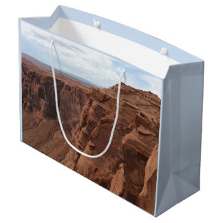 Bolsa De Regalo Grande ARIZONA - curva de herradura C - roca roja