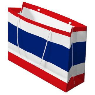 Bolsa De Regalo Grande Bandera de Tailandia