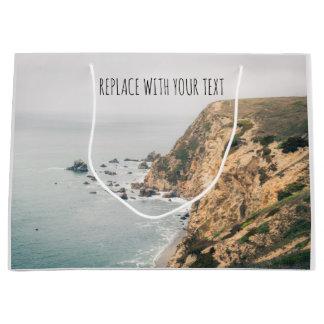 Bolsa De Regalo Grande Bolso del regalo de la costa el | de California