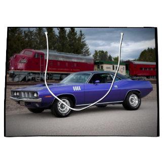 Bolsa De Regalo Grande Coche 1971 del músculo de Cuda Mopar del Barracuda