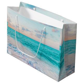 Bolsa De Regalo Grande Dicha del océano