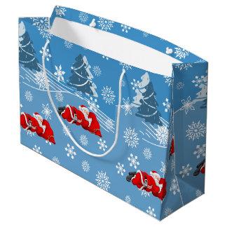 Bolsa De Regalo Grande Navidad