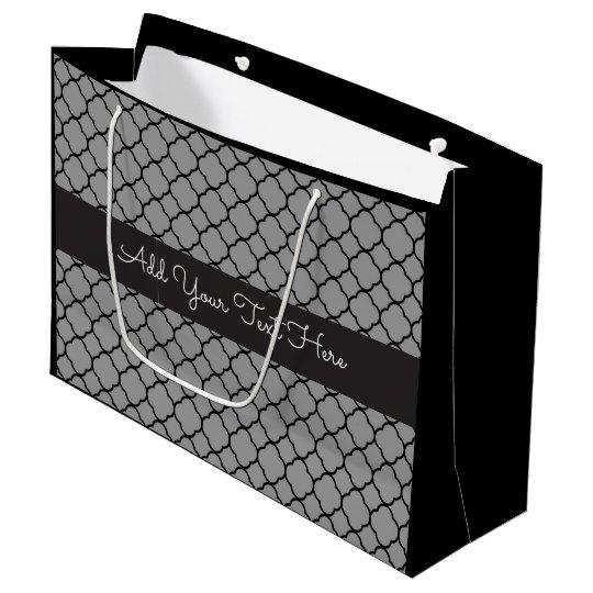 Bolsa De Regalo Grande Ocasión multi marroquí elegante
