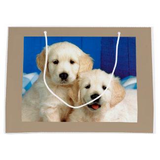Bolsa De Regalo Grande Perritos de Labrador
