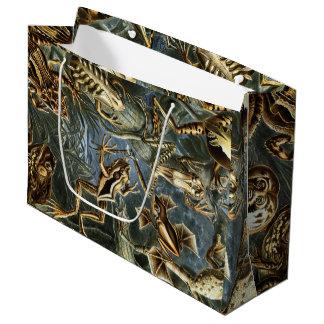 Bolsa De Regalo Grande Variedad de Ernst Haeckel de ranas exóticas: