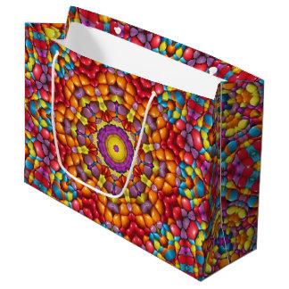 Bolsa De Regalo Grande Yum bolsos deliciosos del regalo   del