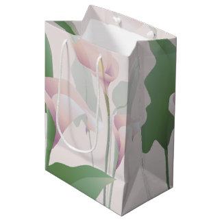 Bolsa De Regalo Mediana Cala MGB floral