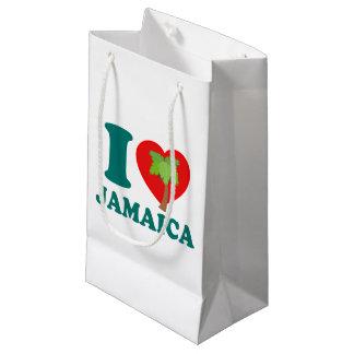 Bolsa De Regalo Pequeña Amo Jamaica