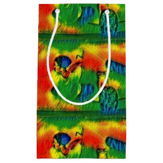 Bolsa De Regalo Pequeña Bolso del regalo de HAMbyWG - imagen del calor del
