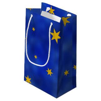Bolsa De Regalo Pequeña Bolso del regalo de la noche estrellada