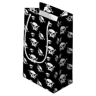 Bolsa De Regalo Pequeña Bolso del regalo de los muchachos del cráneo